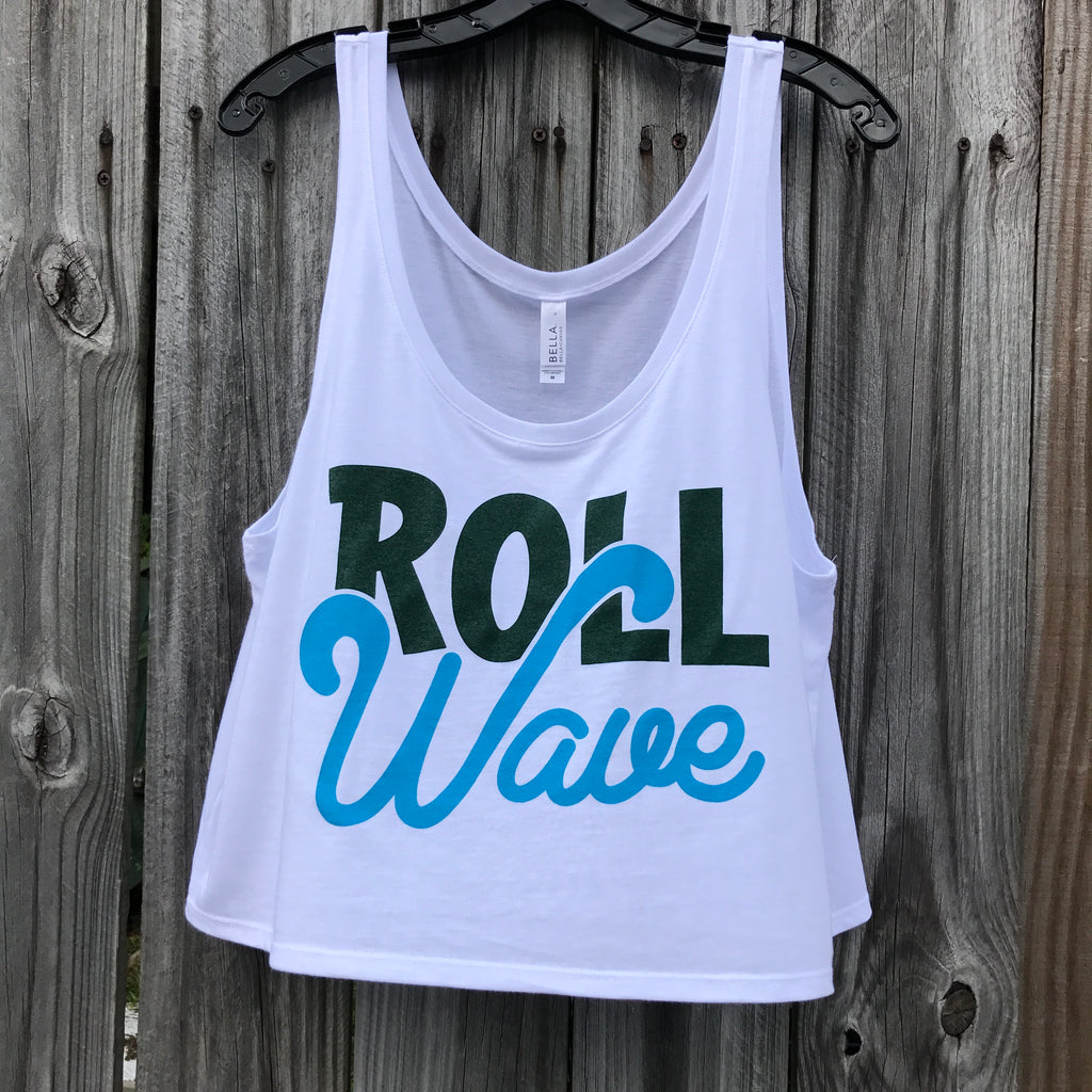 Roll Wave Boxy Tank