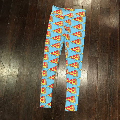 Corey Paige Leggings - Pizza