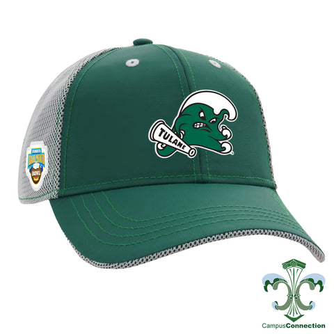 Famous Idaho Potato Bowl Tulane Angry Wave Hat