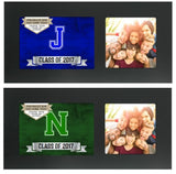 High School Class of 2017 Graduation Single Photo Picture Frame