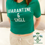 Coronavirus Quarantine & Chill Shirt