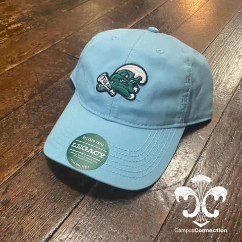 Tulane Angry Wave Hat - Blue