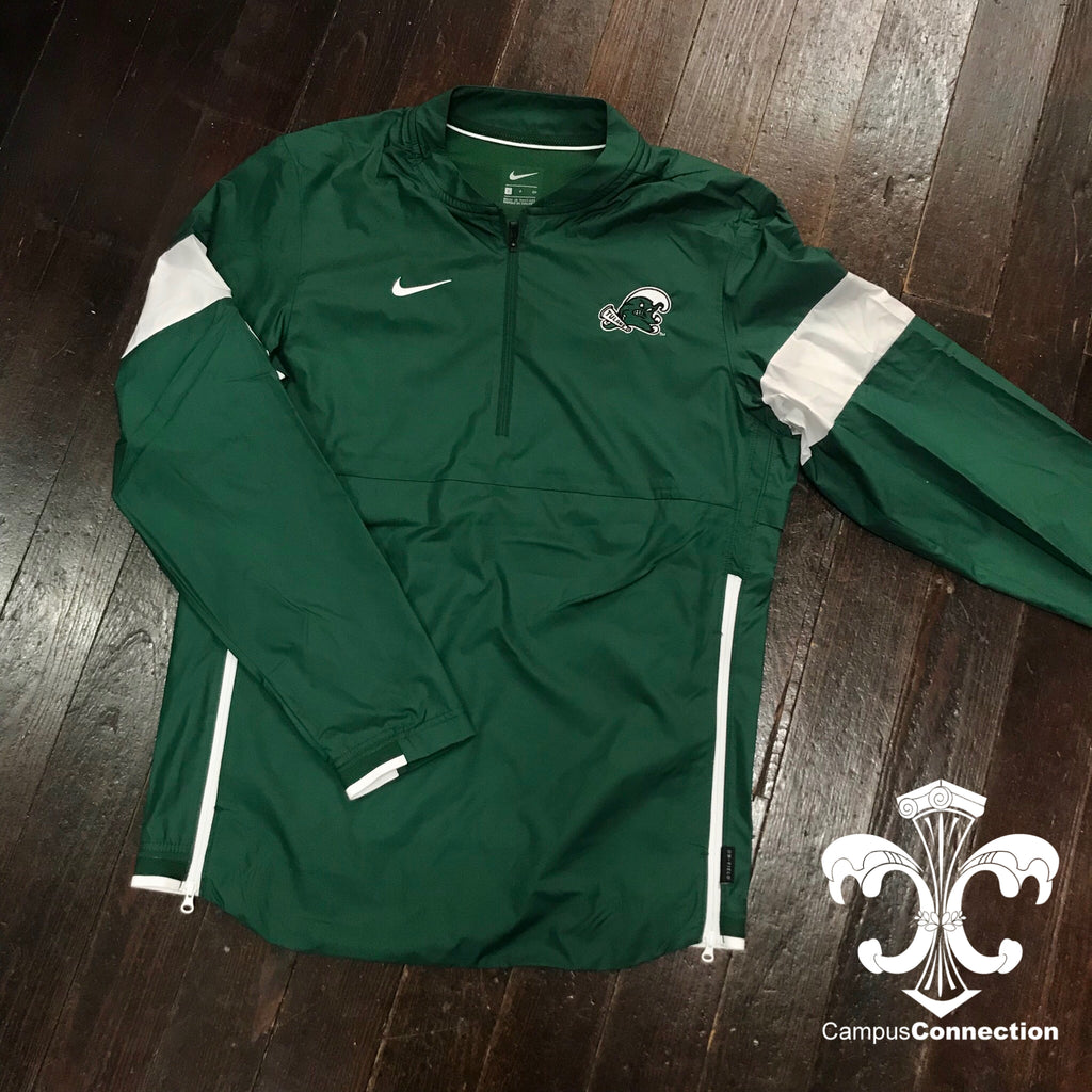 Tulane Nike Coaches On-Field Lightweight Shield Jacket