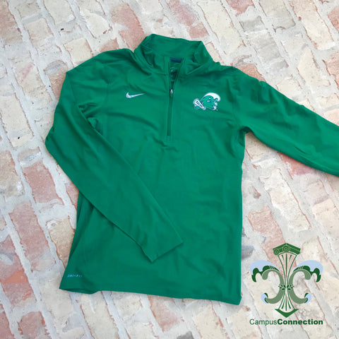 Tulane Angry Wave Nike Quarter Zip Element