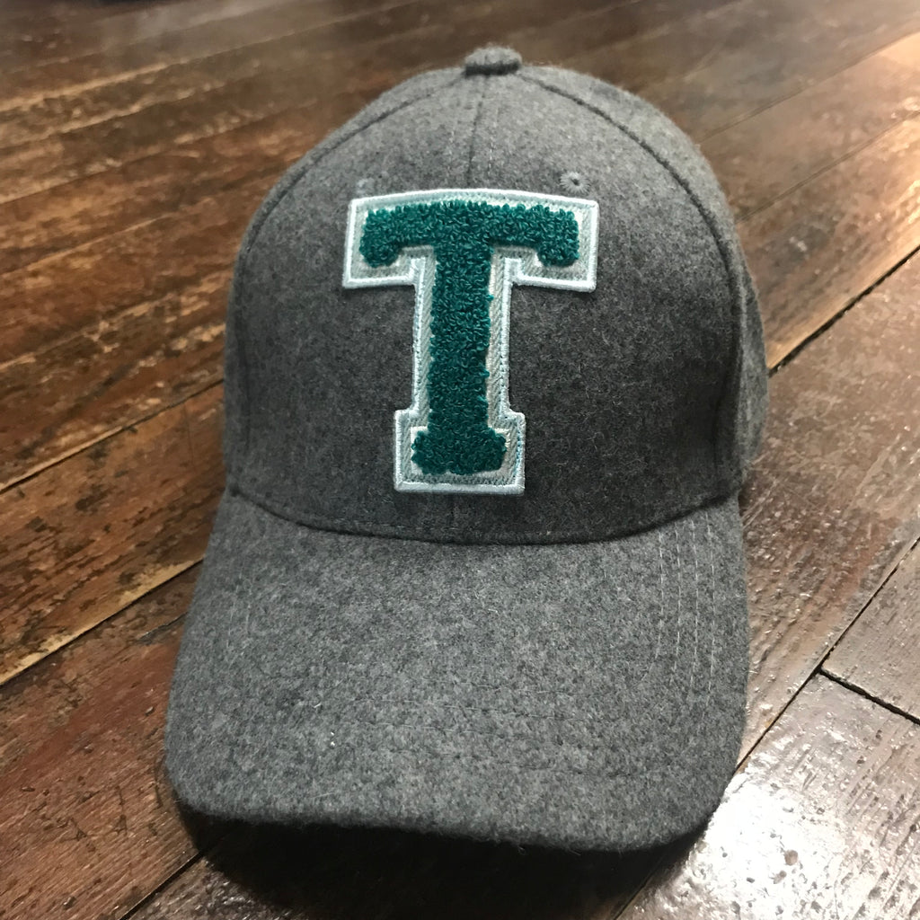 Tulane Chenille Patch Felt Hat