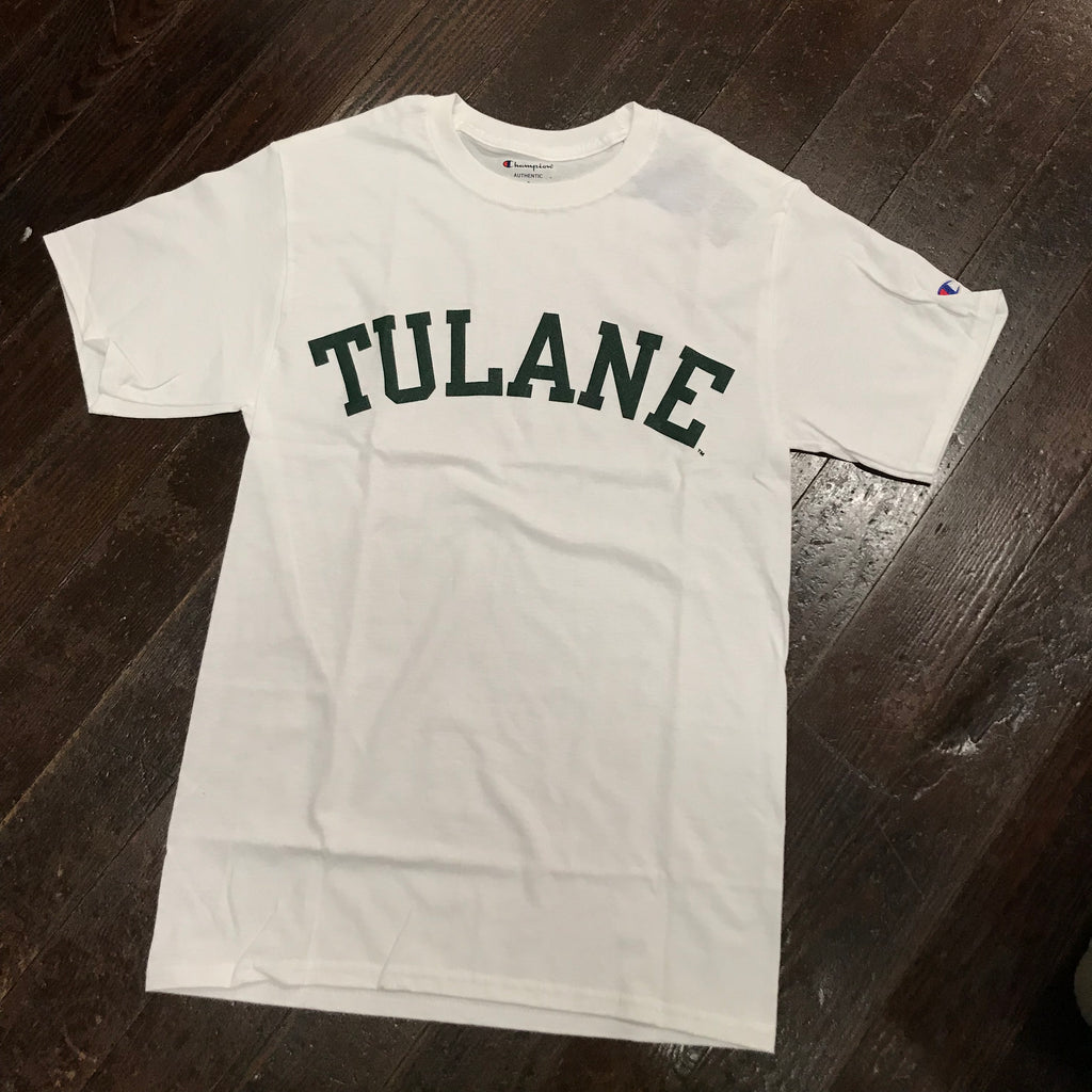 Tulane T-Shirt - White