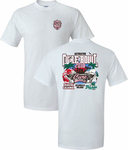 Youth Cure Bowl Short Sleeve T-Shirt