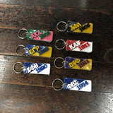 Split Founders Year Keychain - Craftique - Campus Connection - 1