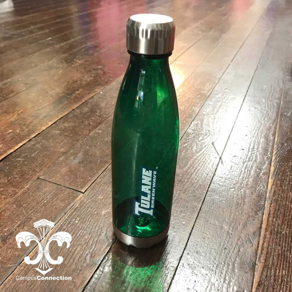 Tulane Bullet Bottle