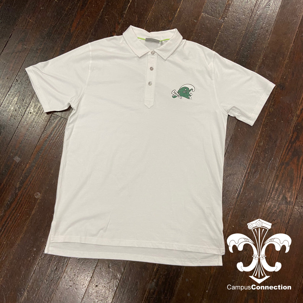 Tulane Tasc Air Stretch Polo Shirt