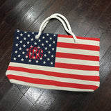 American Flag Tote Bag - Campus Connection - Campus Connection - 2
