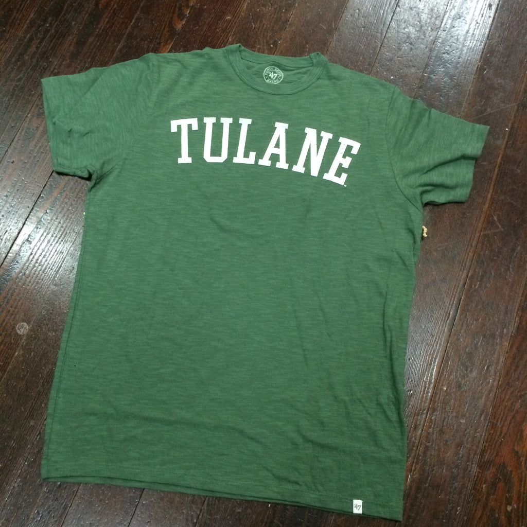 Tulane Scrum Tee - '47 Brand - Campus Connection