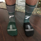Tulane Socks - '47 Brand - Campus Connection - 1