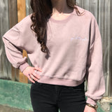 Sorority Shoreline Embroidered Sweatshirt