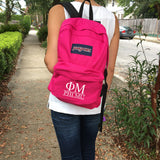 Sorority Classic Bar Jansport Backpack - Campus Connection - Campus Connection - 1