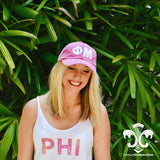 Sorority Traveler Comfort Colors Hat