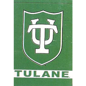 Tulane Shield Home Banner - University Blanket & Flag - Campus Connection