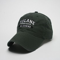 Tulane Alumni Hat - Legacy - Campus Connection