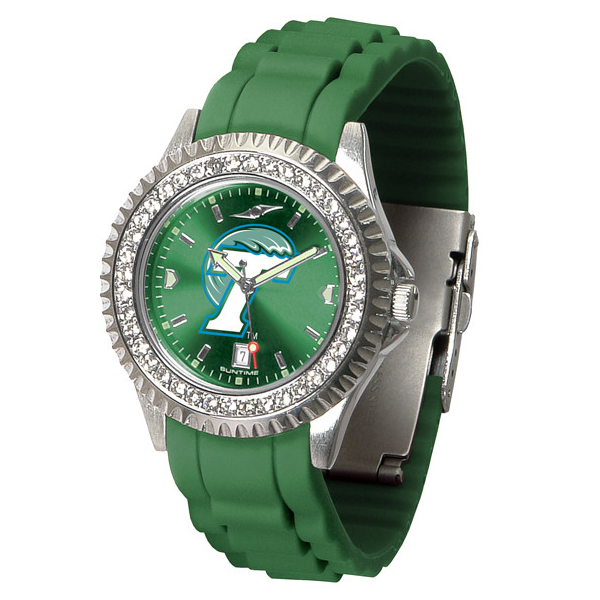 Tulane Rhinestone Watch - SunTime - Campus Connection