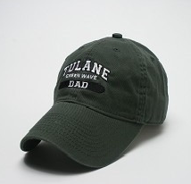 Tulane Dad Hat - Legacy - Campus Connection