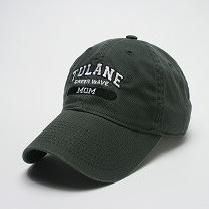 Tulane Mom Hat - Legacy - Campus Connection
