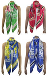 Silk Scarf - Direct Wholesale Outlet - Campus Connection - 2