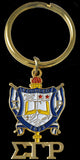 Crest Keychain - National Sportswear - Campus Connection - 3