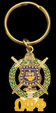 Crest Keychain - National Sportswear - Campus Connection - 7