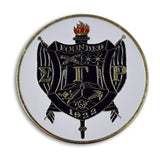 Round Crest Car Badge - Savage Promotions - Campus Connection - 4