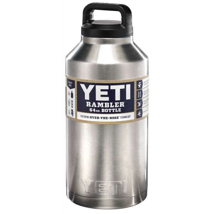 Yeti 64 oz. Rambler Bottle - YETI - Campus Connection - 1
