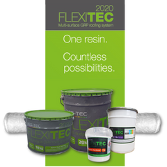 NEW Res-Tec FlexiTec Roofing System