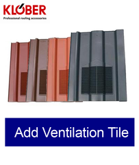 Add Vent Tile