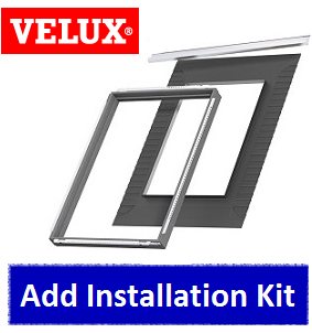 velux gpu sk06 0034 obscure white top hung window roofing outlet. Black Bedroom Furniture Sets. Home Design Ideas