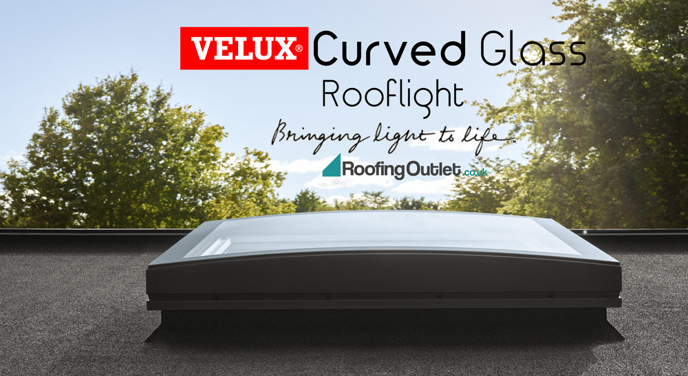 VELUX Curved Glass Roof Light