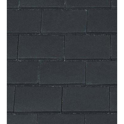 Redland Concrete Plain Roof Tile Charcoal Grey Roofing