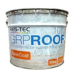 Res-Tec GRP 1010 Roofing Resin - 10kg
