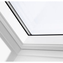 VELUX GGL SK06 207021U White Painted INTEGRA® Electric Window (114 x 118 cm)