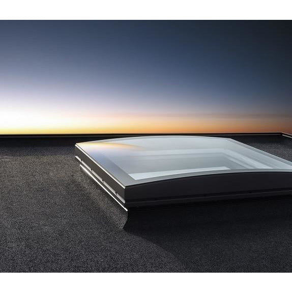 VELUX CFP 090120 1093 Fixed Curved Glass Rooflight (90 x 120 cm)