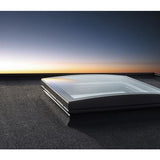 VELUX ISD 080080 1093 Curved Glass Top Cover (80 x 80 cm)