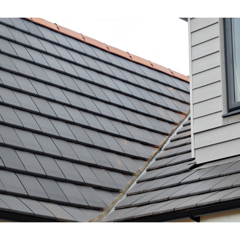 Planum Clay Interlocking Low Pitch Roof Tile 10 176 Slate