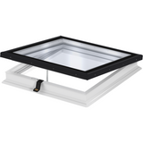 VELUX CVP 100150 S06Q Electric Opening Flat Glass Roof Window (100 x 150 cm)