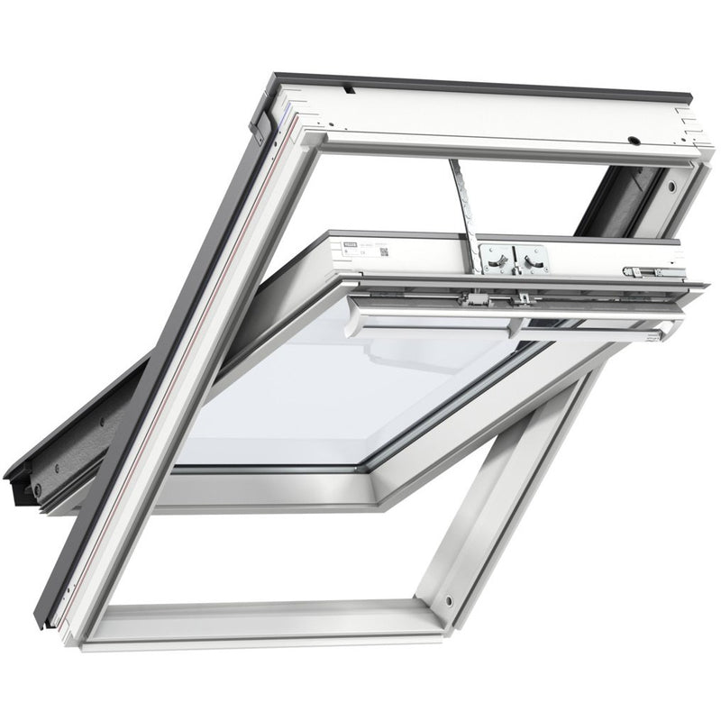 VELUX GGL White Painted INTEGRA® Electric Windows
