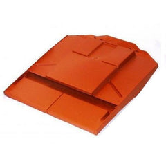 Ubbink UB8 In-line Plain Tile Vent - Terracotta