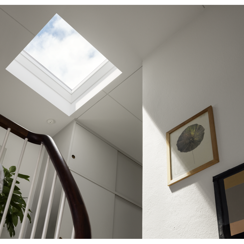 VELUX CFP 060090 S00G Clear Fixed Flat Roof Window (60 x 90 cm)