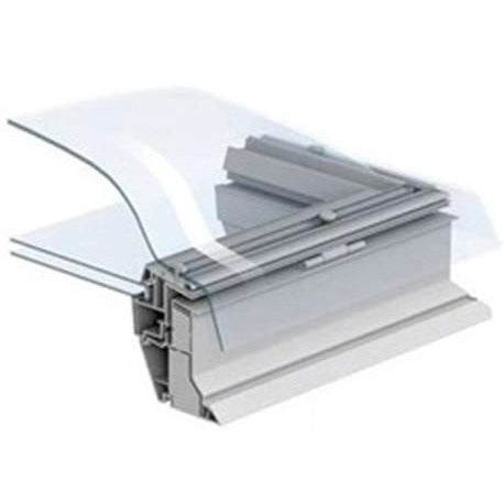 Velux Cvp Manual Opening Flat Roof Windows Roofing Outlet