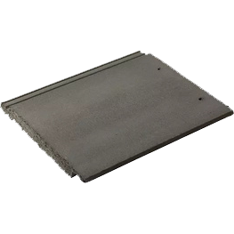 Redland Mini Stonewold Tile - Charcoal Grey | Roofing Outlet