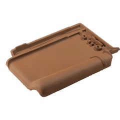Redland Postel Clay Roof Tile - Brindle