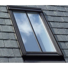 VELUX GGL FK06 SD5N2 White Painted Conservation Window for Slate (66 x 118 cm)