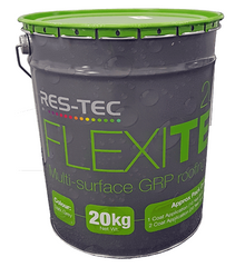 Res-Tec FlexiTec 2020 Resin - Dark Grey 20kg