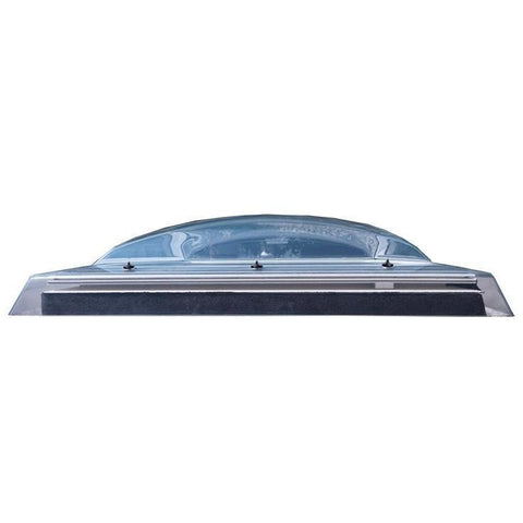 VELUX ISD 060060 0010A Clear Polycarbonate Dome Cover 60 x 60 cm
